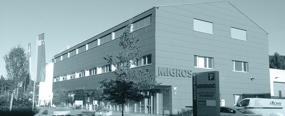 Gewerbezentrum Rössli, Erlinsbach AG