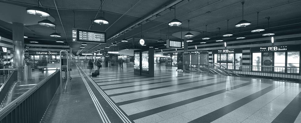 SBB Immobilien Bewirtschaftung Zürich HB